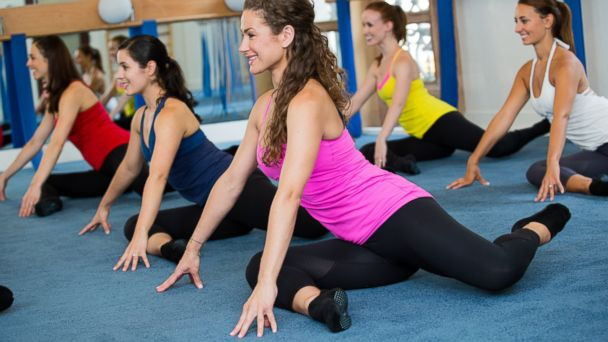 PHOTO: A ballet-inspired workout could help you slim down and shape up this season.