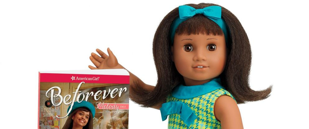 PHOTO: American Girl has introduced a new doll, Melody.