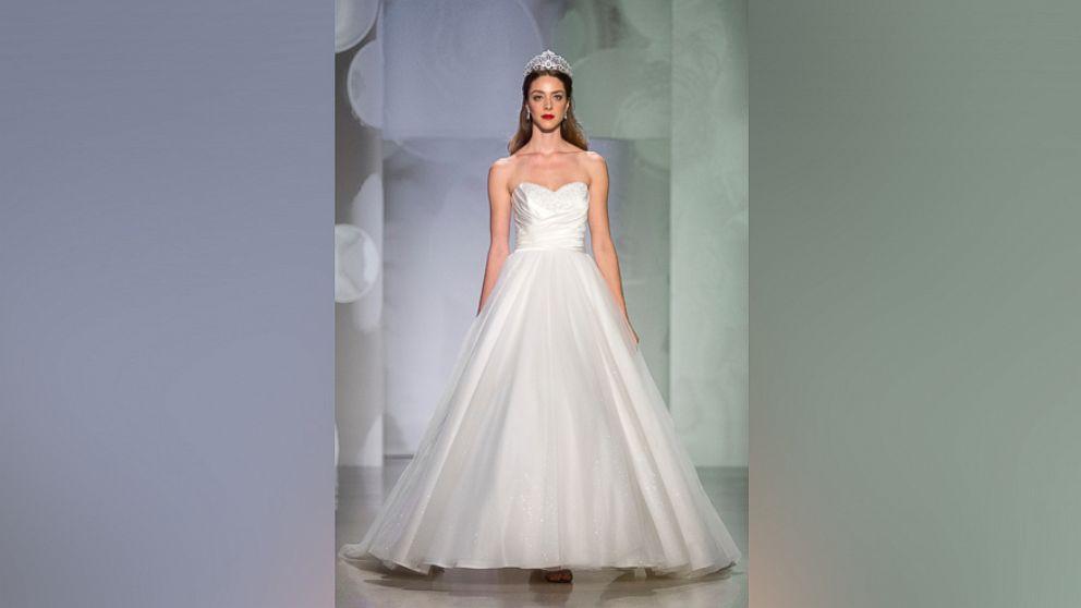 120030b426 Disney Reveals New Princess Wedding Dresses - ABC News