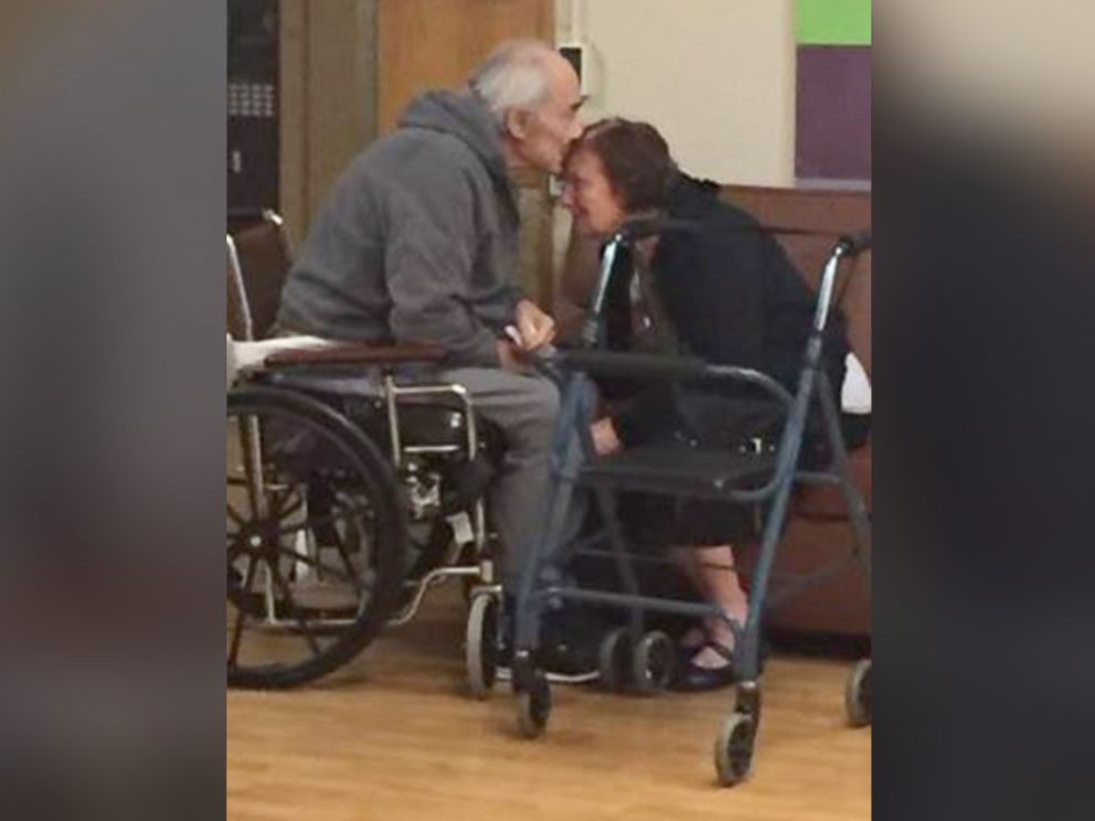 PHOTO: Anita Gottschalk, 81, and Wolfram Gottschalk, 83, have been heartbroken since theyve been forced to live in separate nursing homes, according to their 29-year-old granddaughter Ashley Bartyik.