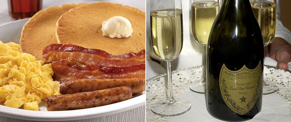 PHOTO: A preview of the new extravagant special from the first-ever Manhattan Dennys.