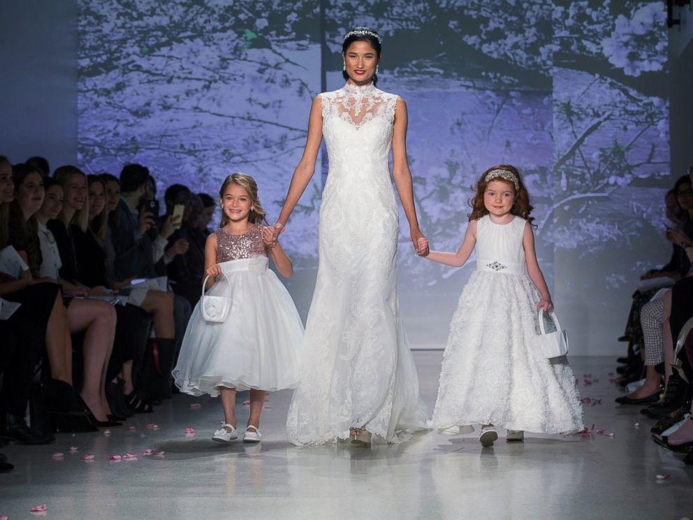 Disney Reveals New Princess Wedding Dresses - ABC News