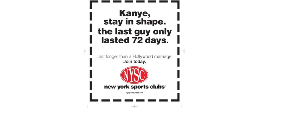 PHOTO: NYSC pokes fun at Kim and Kanyes recent wedding.