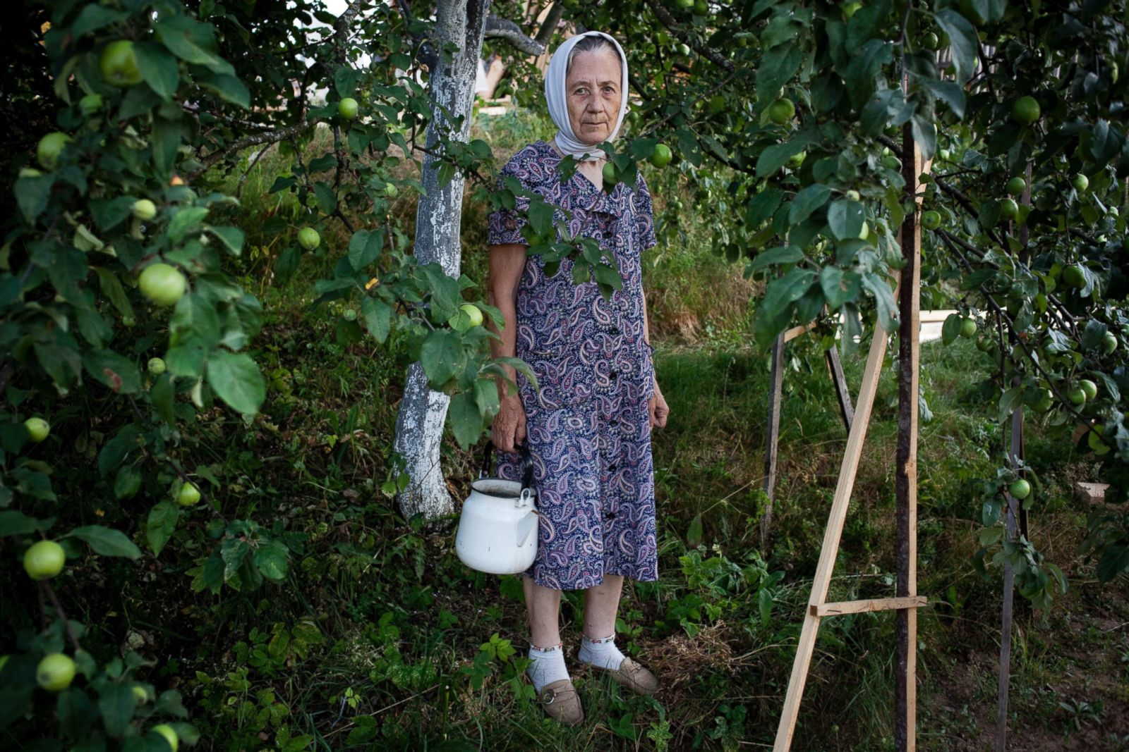 Sisterly Love and Tradition in a Remote Russian Village Photos - ABC
