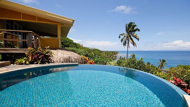 10 Stunning Vacation Home Infinity Pools Abc News