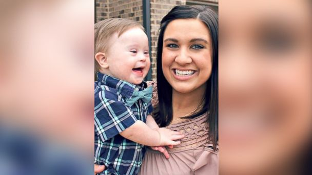 Mom of Toddler With Down Syndrome Pushing Brands to Put Children With Disabilities in Ads