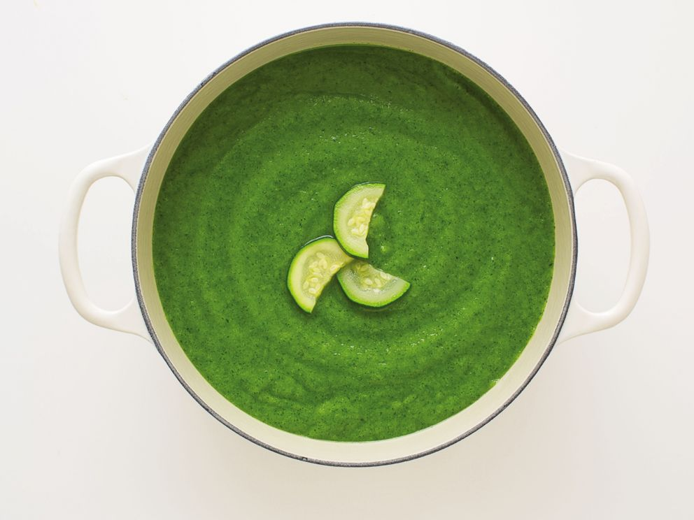 PHOTO: Rachel Beller shares a variety of soup recipes in her new book, Power Souping.
