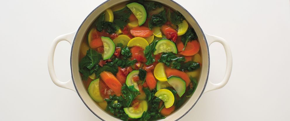 """PHOTO: Rachel Beller shares a variety of soup recipes in her new book, """"Power Souping."""""""