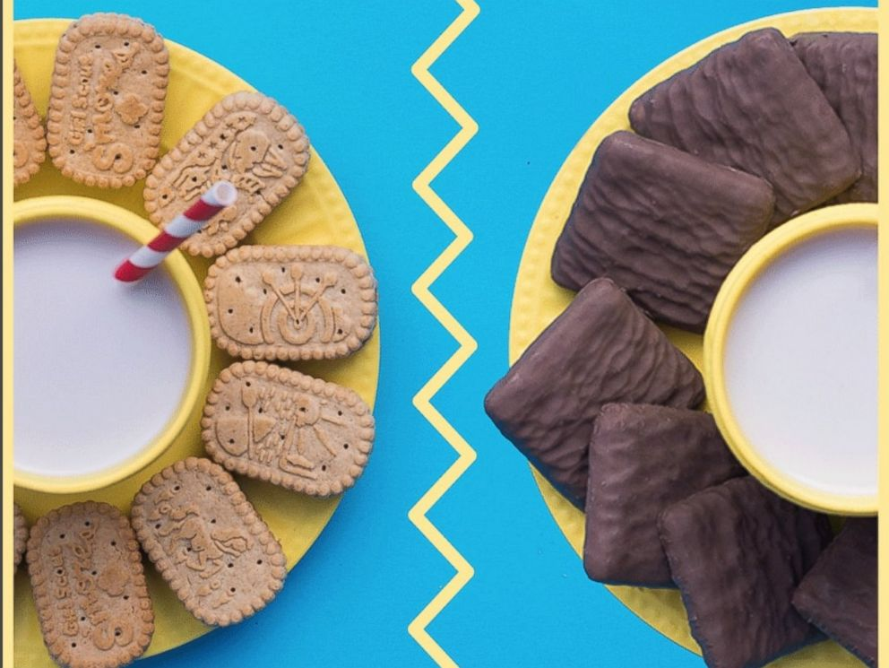 PHOTO: The Girl Scouts are adding two commemorative smores-inspired cookies to the 2017 lineup.