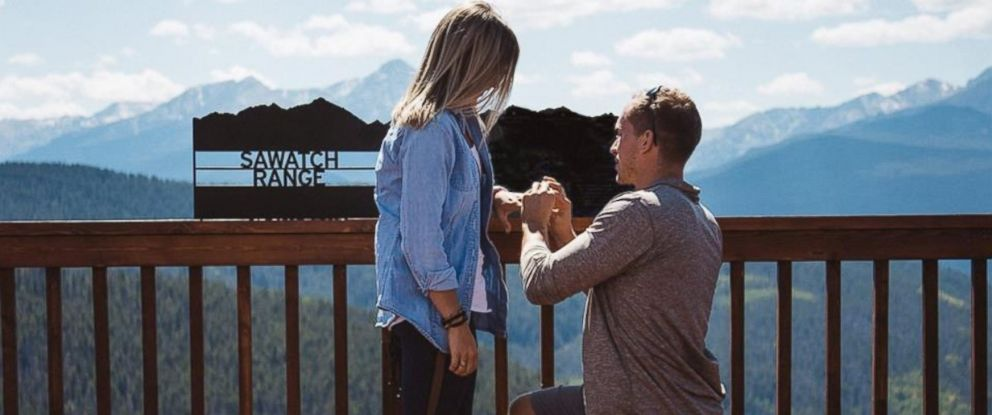 Colorado Man Surprises Girlfriend With Proposal and Wedding