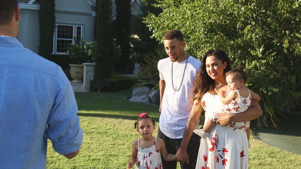 """Steph Curry's daughter, Riley, gets surprised with the horse-themed playhouse of her dreams on TLC's """"Playhouse Masters,"""" premiering August 23 at 10 p.m. EST."""
