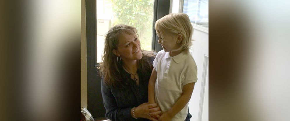 PHOTO: Kimberly Shappley, a mother of a 5-year-old transgender girl named Kai, is fighting the Pearland Independent School District to allow Kai to be able to use girls restrooms at school.