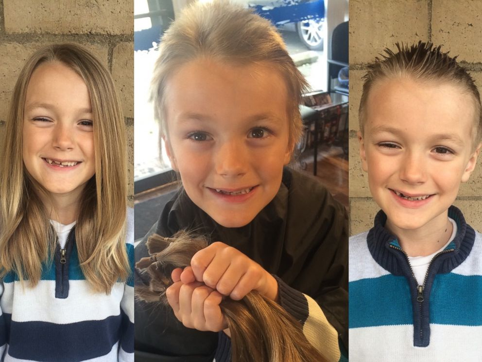 7 Year Old Who Gave Hair For Kids Cancer Wigs Has Stage 4 Tumor