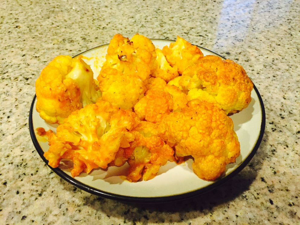 PHOTO: Allrecipes Cauliflower Buffalo Wings