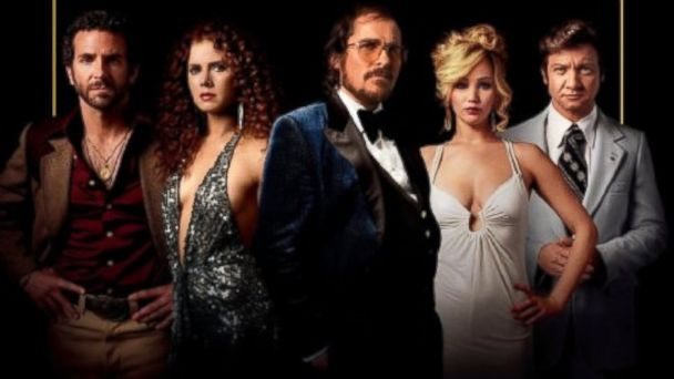 PHOTO: Promotional poster for the 2013 film American Hustle.