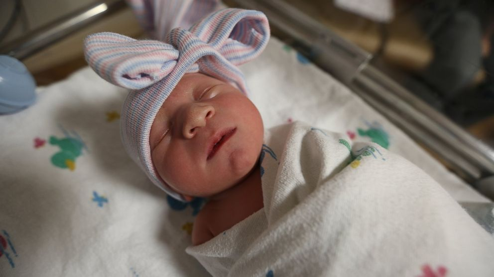 First Baby Girl Born in Florida Hospital Returns 29 Years ...