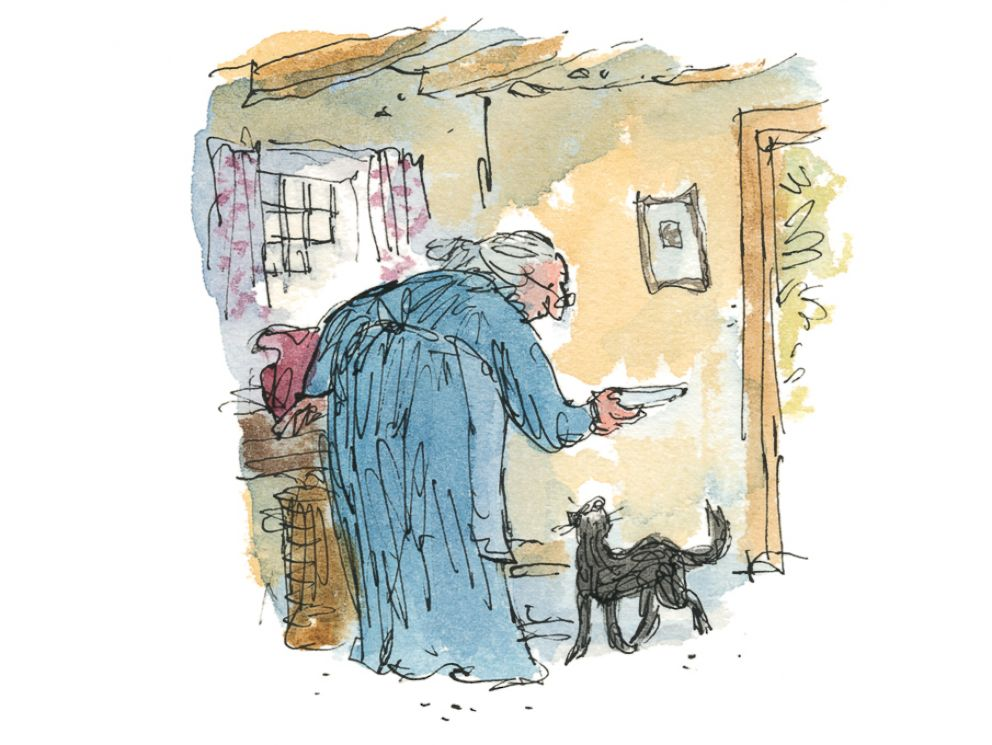 PHOTO: The Tale of Kitty-in-Boots, a lost Beatrix Potter story written over a century ago, was recently rediscovered and is set to be published for the first time in September of 2016.