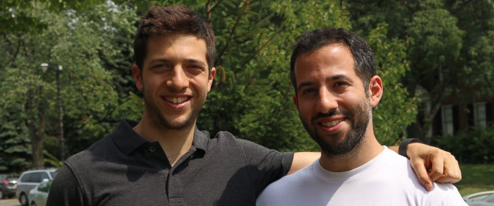 PHOTO: Brian Rudolph, 25, and his brother Scott launched the food start-up company, Banza in January 2014.
