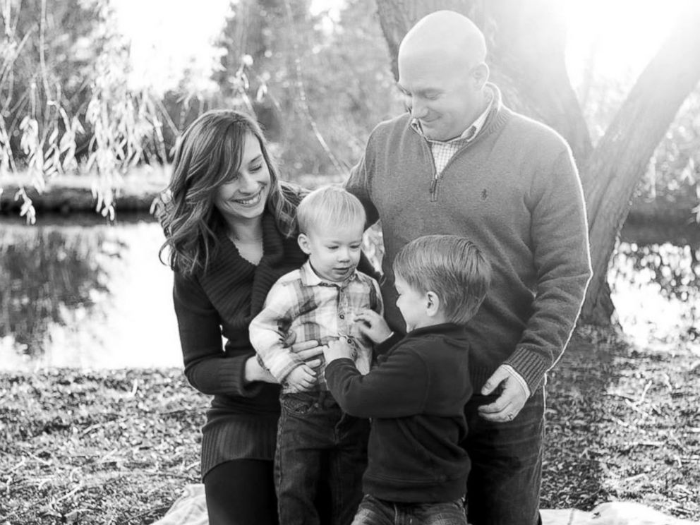 PHOTO: Bridget and Bobby Stevens of Pennsylvania with their two sons.