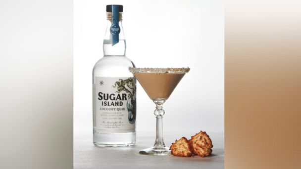 PHOTO: Coconut Macaroon Cocktail