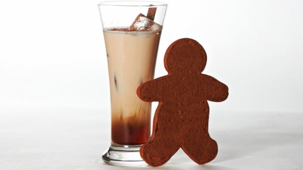 PHOTO: Gingerbread Cookie Cocktail.