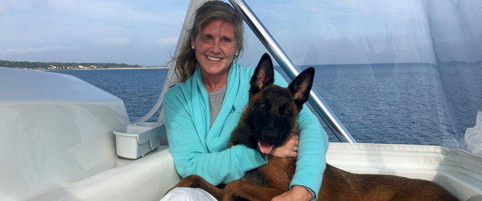 PHOTO: Rylee, a 10-month-old Belgian Malinois, was reunited with her owners on Aug. 29, 2016, after she apparently swam over six miles to shore after falling off a boat in the middle of Lake Michigan on Aug. 28, 2016.