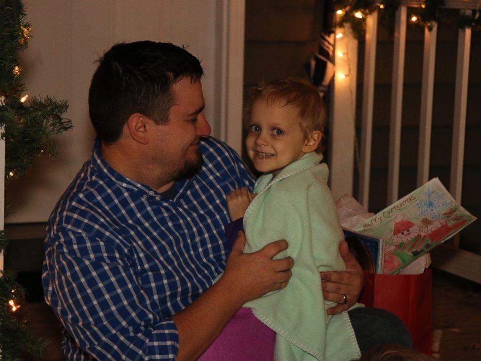 PHOTO:Virginia was diagnosed with leukemia on April 8, 2015.