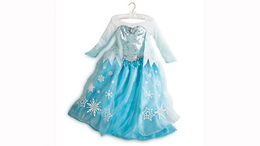 sc 1 st  ABC News - The Walt Disney Company & Just Guess How Many u0027Frozenu0027 Dresses Have Been Sold - ABC News