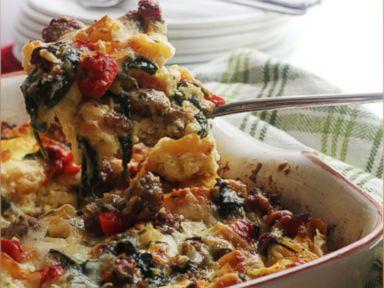recipe: breakfast casserole with stuffing [21]