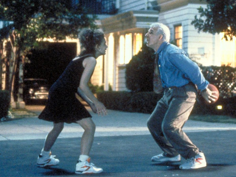 Photo Kimberly Williams Paisley And Steve Martin In A Scene From Father Of The