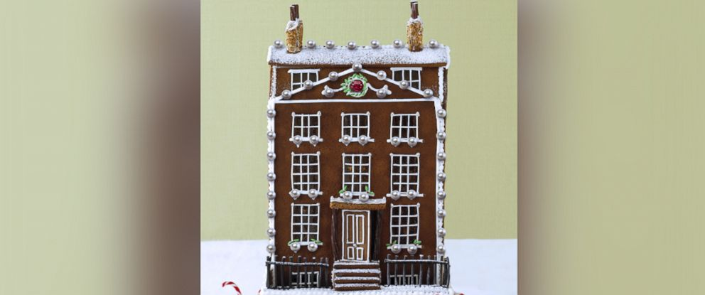 PHOTO: A rendering of a $77,000 gingerbread house.