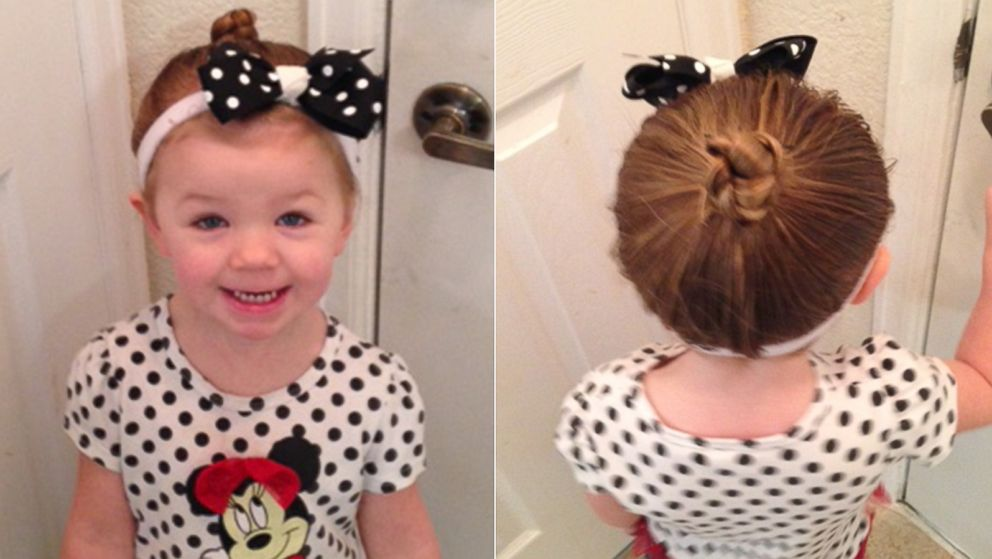school hair style single learns to style toddler s hair at cosmetology 5446