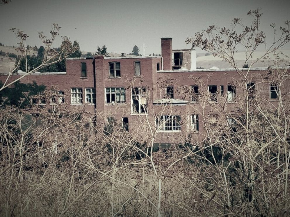 PHOTO: St. Ignatius Hospital in Colfax, Washington offers 2-hour ghost tours to brave visitors.
