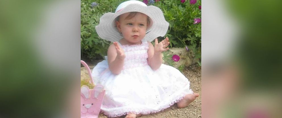 "PHOTO: On May 25, 2011, 1-year-old Sophia Rayne ""Ray Ray"" Cavaliero died after being left in a hot car in Austin, Texas."