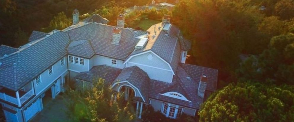 PHOTO: The stunning house sits on 1.85 acres of land.