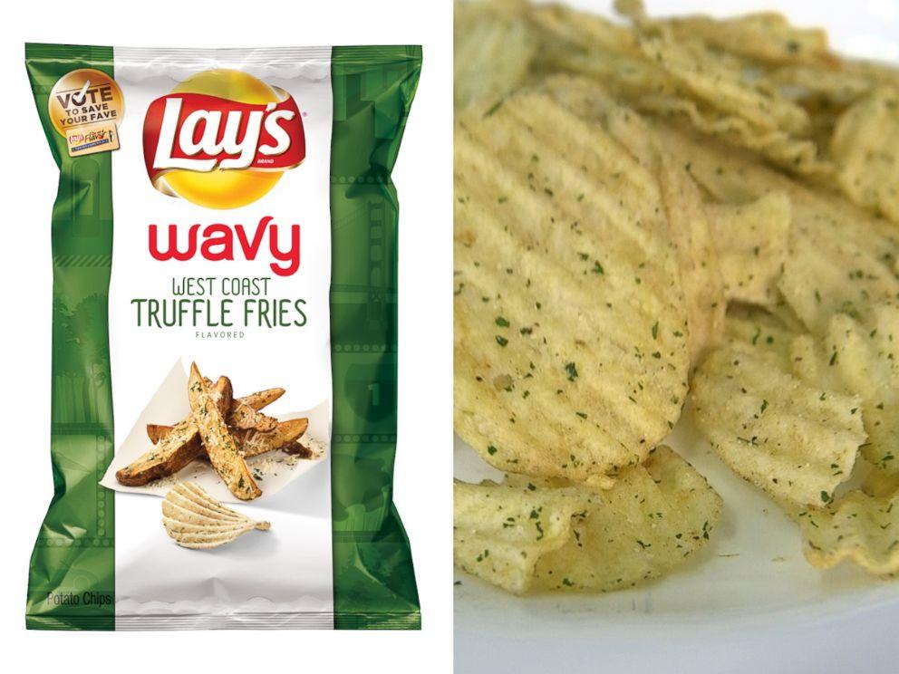 PHOTO: Lays West Coast Truffle Fries