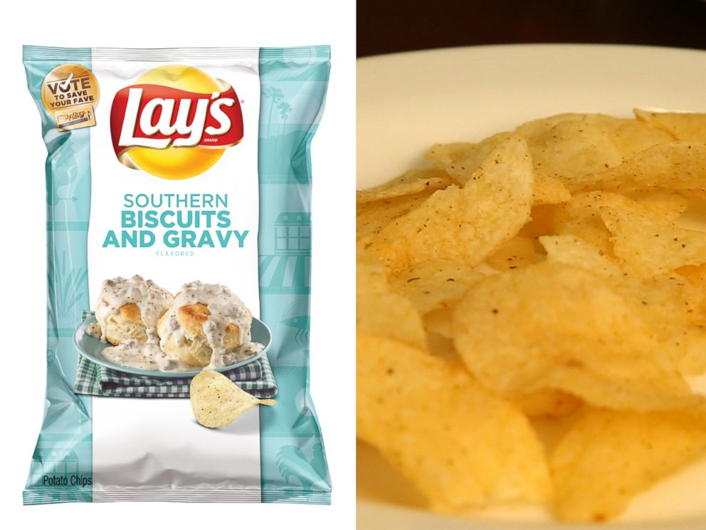 PHOTO: Lays Southern Biscuits and Gravy