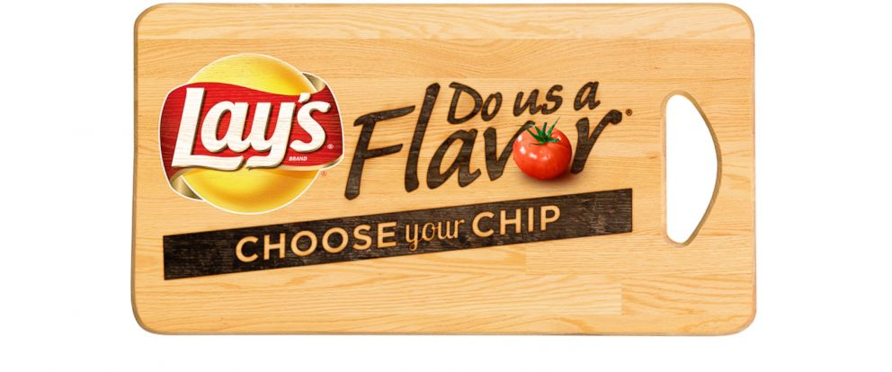 """PHOTO: Lays announced the announced the four finalist flavors in its Lays """"Do Us A Flavor"""""""