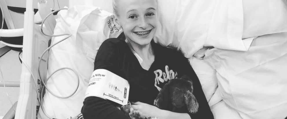 PHOTO: Macey Wright, 14, of Salt Lake City, Utah was born with a congenital heart defect. On August 29, 2016 Maceys mom Patrice Wright got the call that the teen would be receiving a new heart.