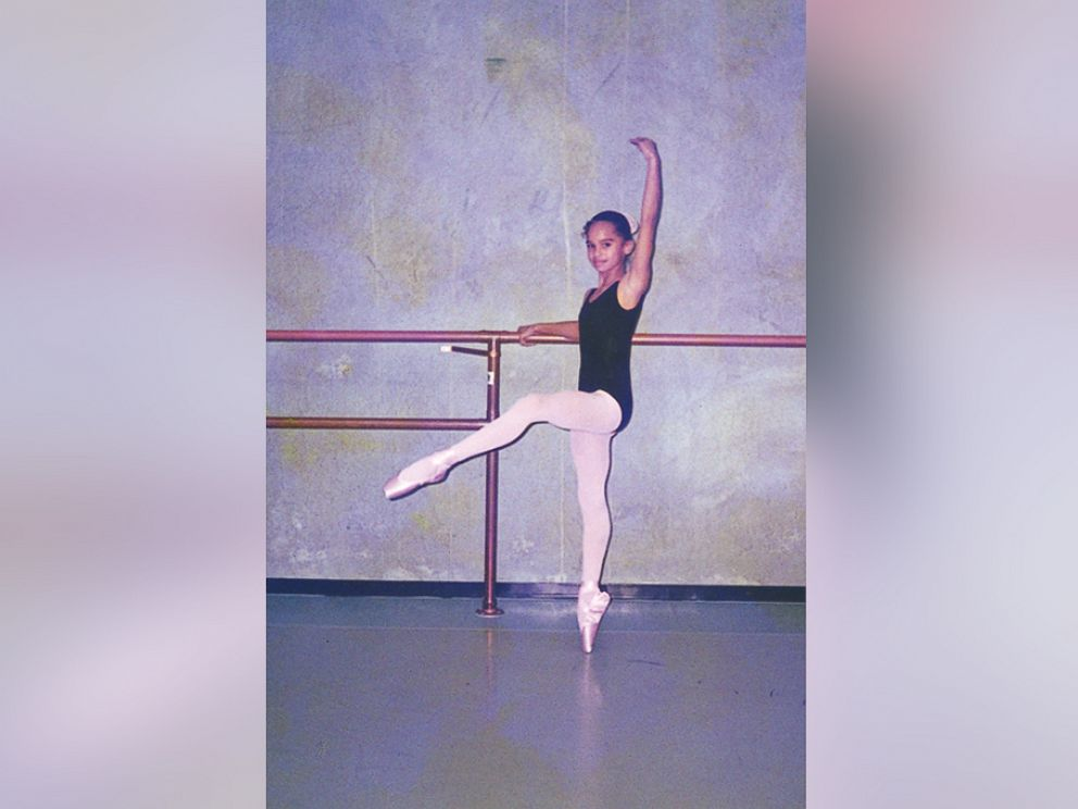 PHOTO: Misty Copeland is pictured in this undated photo.
