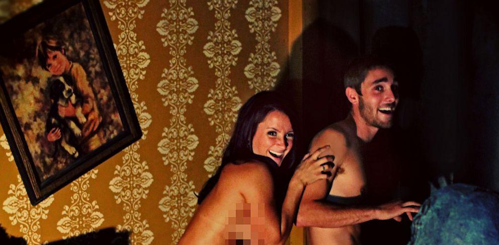 PHOTO: Shocktoberfest, Naked and Scared