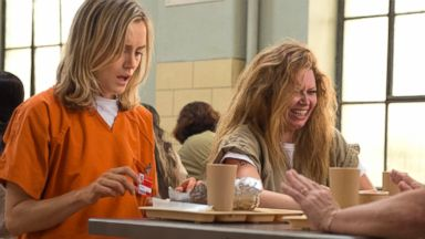 PHOTO: Film still from season 1 of the Netflix original series, Orange is the New Black.