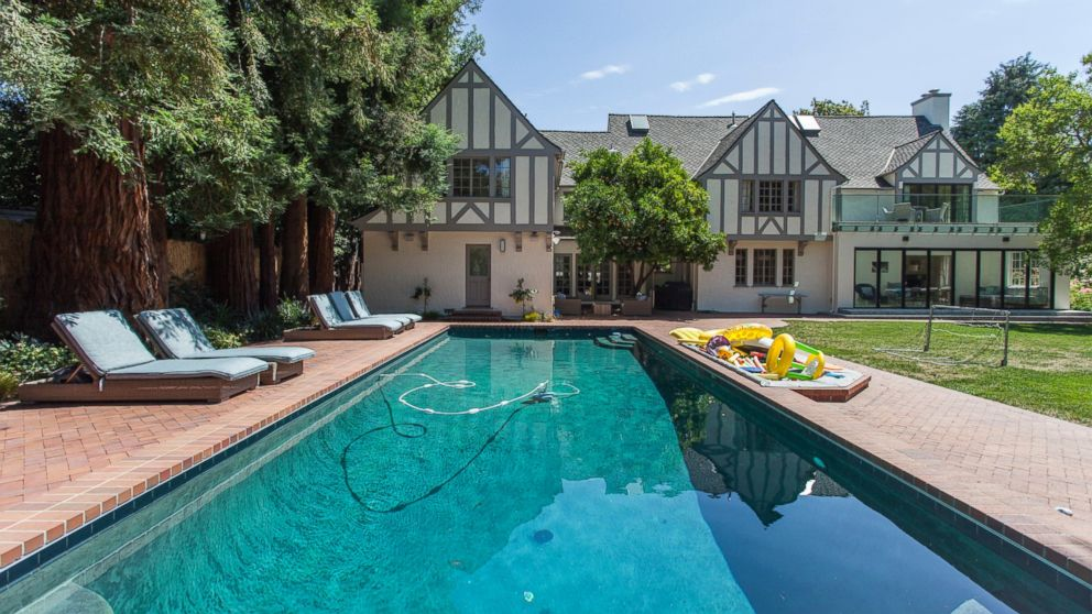 This English Tudor house in Palo Alto, California is $3,000 per night for 10 guests.