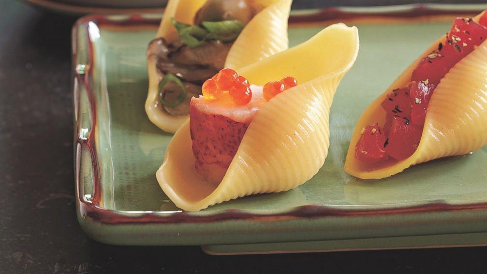 Francine Segan's Pasta Sushi