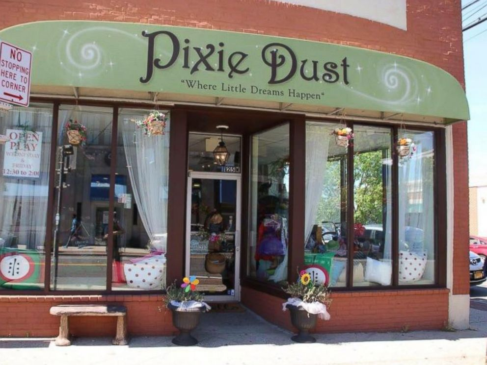 PHOTO: Pixie Dust in Bay Shore, New York is an events venue for children with special needs.