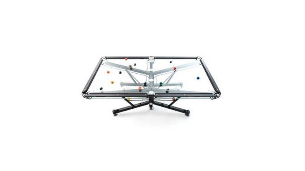 PHOTO: The G1 pool table is available on Moda Operandi and costs more than $80k.