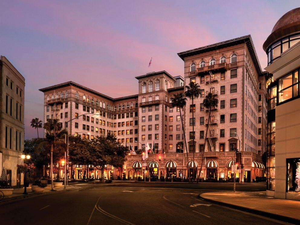 PHOTO: The Beverly Wilshire, a Four Seasons Hotel, will celebrate the 25th anniversary of the woman Pretty Woman.