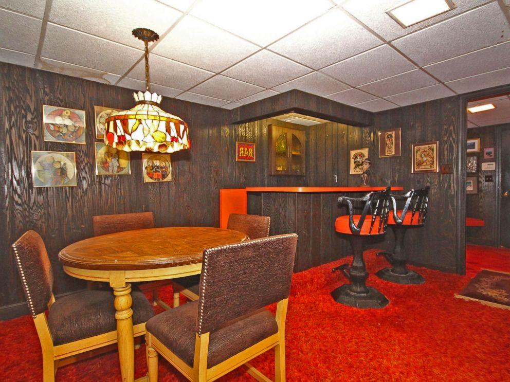 Super Groovy 1970S Home For Sale Includes Original Funky Furniture Gmtry Best Dining Table And Chair Ideas Images Gmtryco