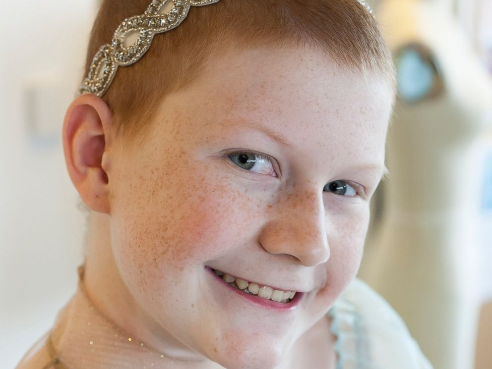 PHOTO: 13-year-old Peyton Richardson is an aspiring ballerina who is fighting high-risk acute lymphocytic leukemia.