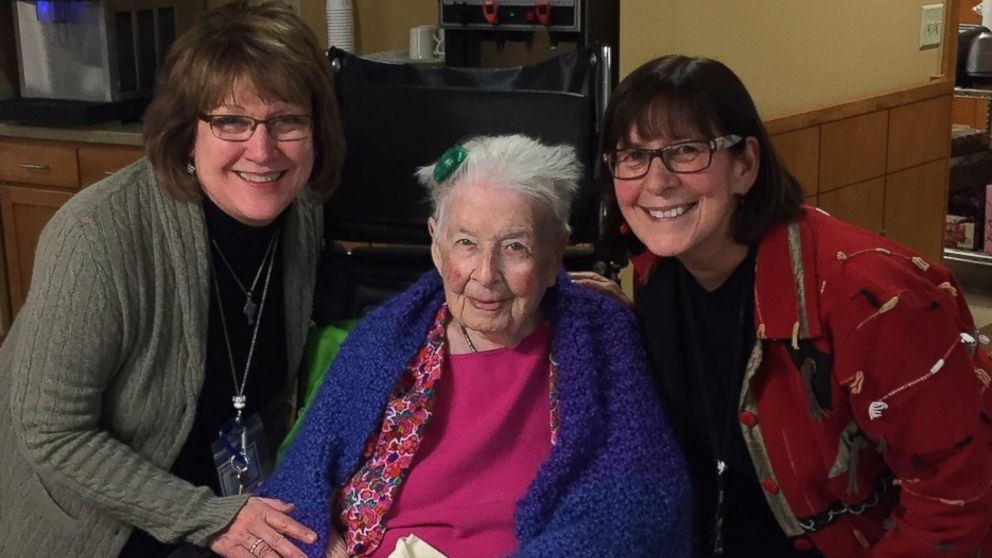 105 Year Old Nun Sends Letters Of Encouragement To Prison Inmates